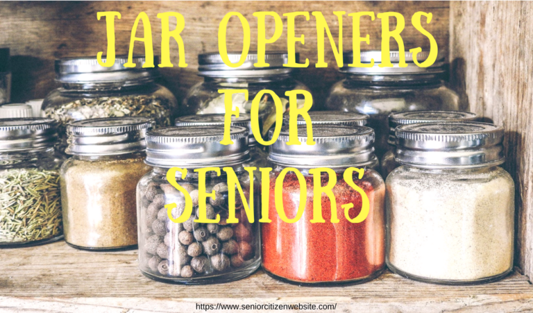 Jar Openers For Seniors