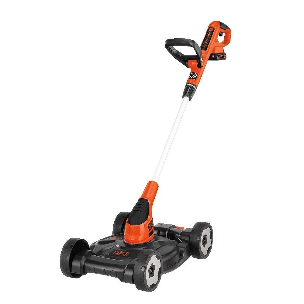 black and decker weed eater - mower and edger 3 in 1 ...