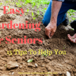 15 gardening tips for seniors