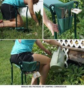 garden stool kneeler