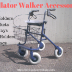 Rollator Walker Accessories