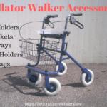 Rollator Walker Accessories
