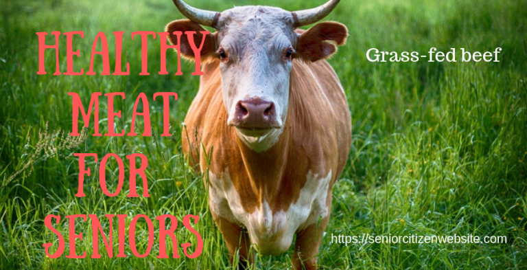 Healthy Meat For Seniors