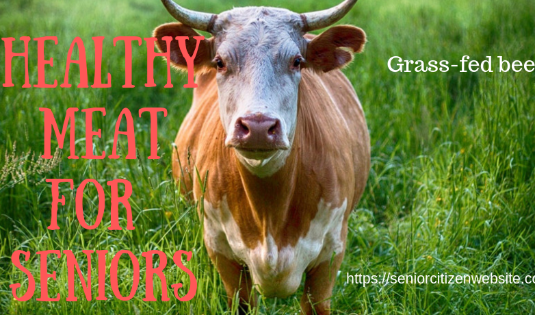 grass fed meat for seniors