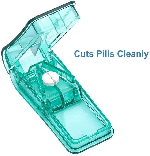 easy to use pill splitter